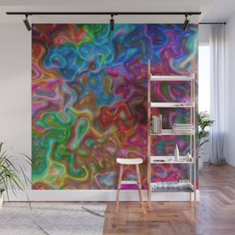 Painters Dream Wall Mural