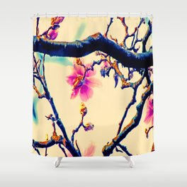 Magnopop Shower Curtain