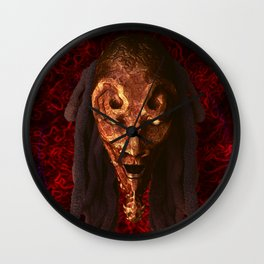 Primal Nature Wall Clock