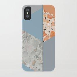 Terazzo Tiles iPhone Case