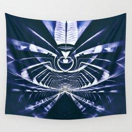 Geometric Art - JUSTICE Wall Tapestry