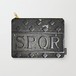 SPQR Rome, Italy Carry-All Pouch