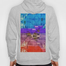 Colorful Southwestern Inspired Pattern Design Hoody