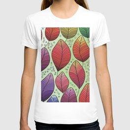 Four Seasons Leaves T-shirt