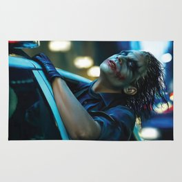 Joker Heath Ledger Rug