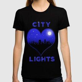 I Love City Lights T-shirt