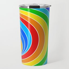 spiral couleur 6 Travel Mug