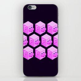Zhu Wuneng Clones iPhone Skin