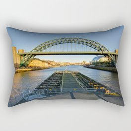 Tyne Bridge Rectangular Pillow