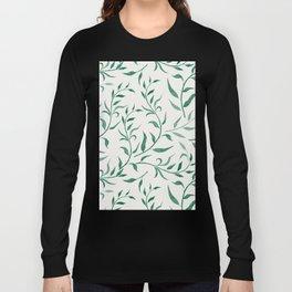 Leaves 4 Long Sleeve T-shirt