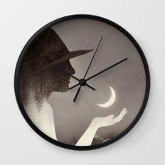 My Moon Wall Clock