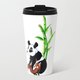 Panda Duo Travel Mug