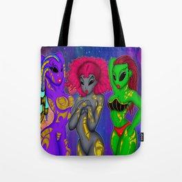 Space Break Tote Bag