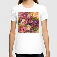 roses T-shirts featuring Roses by jbjart