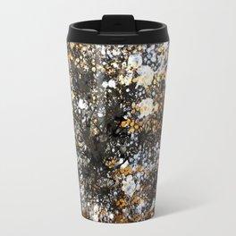 Black Gold Travel Mug
