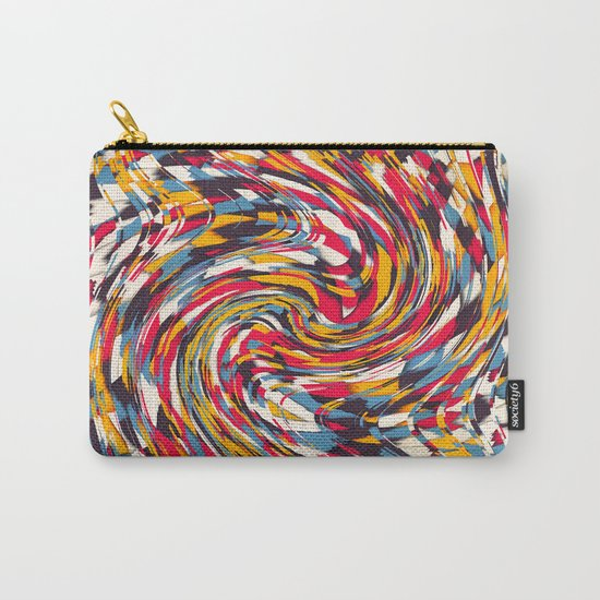 Spinning Carry-All Pouch