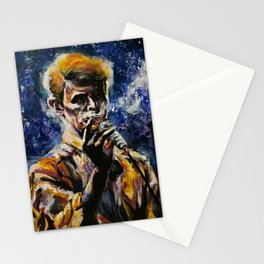 Return of the Thin White Duke Stationery Cards