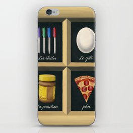 Vlogritte John Green iPhone Skin