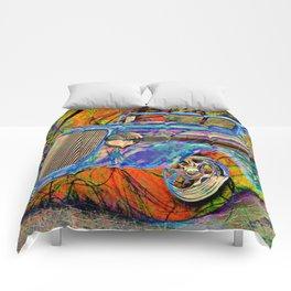 Hot Rod Comforters