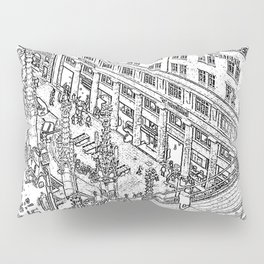 Cathedral Square Pillow Sham