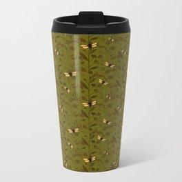 Cicadas Metal Travel Mug