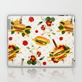 cheeseburger in gangstas paradise Laptop & iPad Skin