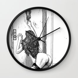 asc 700 - L'audience reportée (The missed handshake) Wall Clock