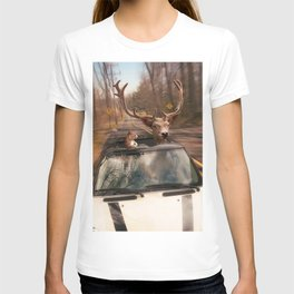 Drive and Let Live T-shirt
