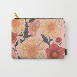 Bold Beginning Blush Carry-All Pouch