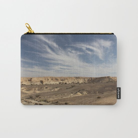 blowing in the wind II Carry-All Pouch