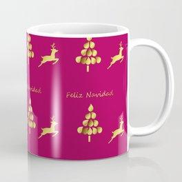 Feliz Navidad 1 Coffee Mug