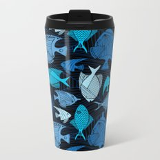 Oceanic Metal Travel Mug