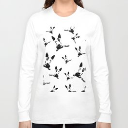 ENGLISH BULL TERRIER DOG GIFTS Long Sleeve T-shirt