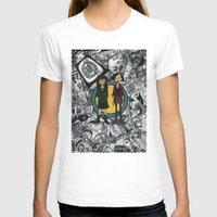 daria T-shirts featuring It's a Sick Sad World Daria by MyOwlHasAntlers