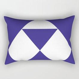 Tetraforce Rectangular Pillow