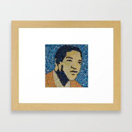 Wonderful World By Landu Jah Framed Art Print