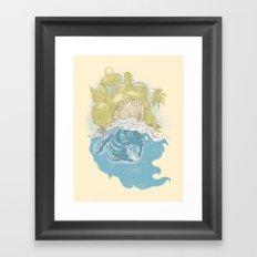 Singapura Framed Art Print