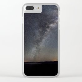 billions and billions Clear iPhone Case