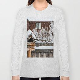 Snow House Long Sleeve T-shirt