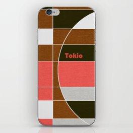 Tokio Mosaic iPhone Skin