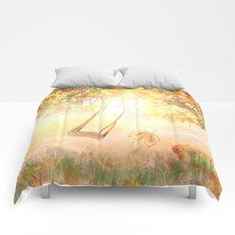 Fall-ing in love Comforters