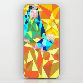 The Manger III iPhone Skin