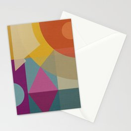 Mutt's Nuts ONE Square Stationery Cards