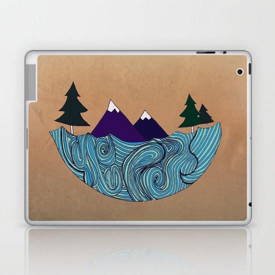 Pacific NorthFresh Laptop & iPad Skin