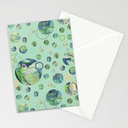 Polka Gravure Stationery Cards