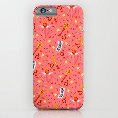 Sailor Mars Pattern / Sailor Moon iPhone 6s Slim Case