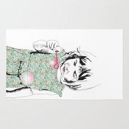 BubbleGirl Rug