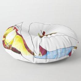 Unsheltered Floor Pillow