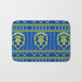 Ugly Sweater 1 Bath Mat