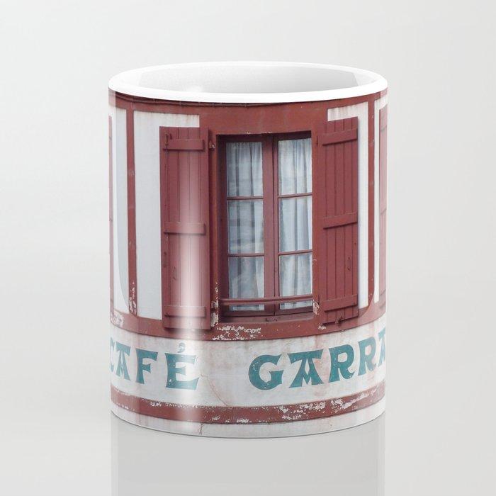 Basque Café Coffee Mug